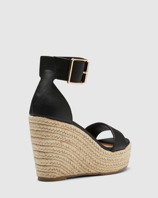 Novo Wonderment - Wedges (Black)