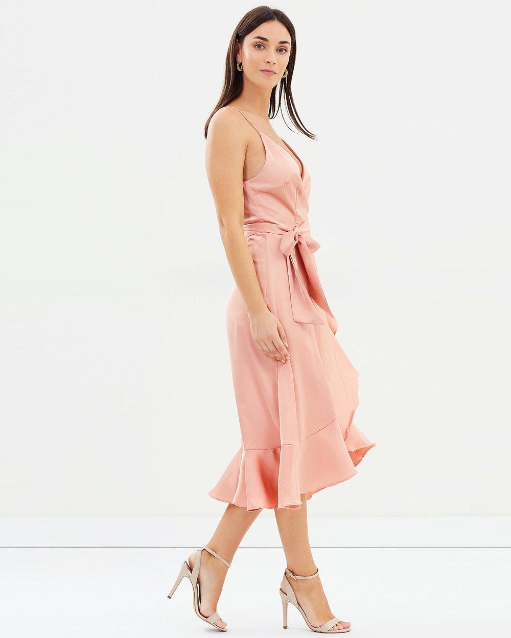 Marilyn Wrap Dress by Cooper St Online  50f079fec