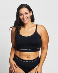 Tommy Hilfiger - Seamless Unlined Bralette Curve