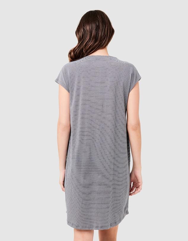 Women  Blake Organic Short Sleeve Nightie