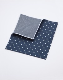 RUMI - Rumi Denim Pocket Square