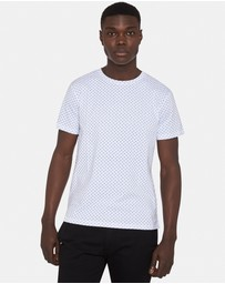 Oxford - Cooper Palm Print T-Shirt
