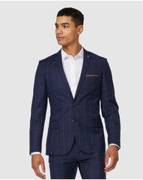 Jack London - Harrow Check Suit Jacket