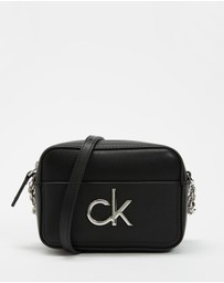 Calvin Klein - Convertible Medium Crossbody Bag