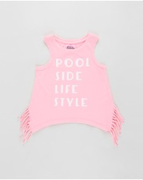 Eve's Sister - Cool In The Pool Tank - Kids