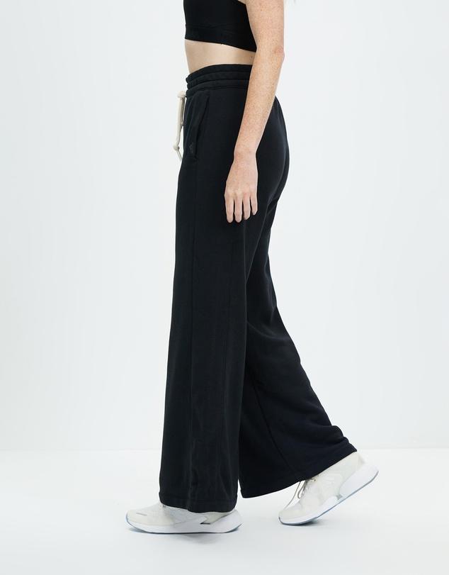 Women Sportswear Studio Lounge Wide Fleece Pants
