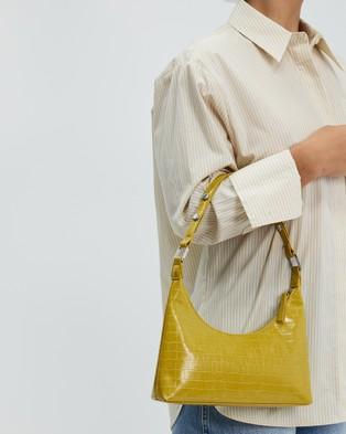 M.N.G - Karina Shoulder Bag - Handbags (Bright Yellow) Karina Shoulder Bag