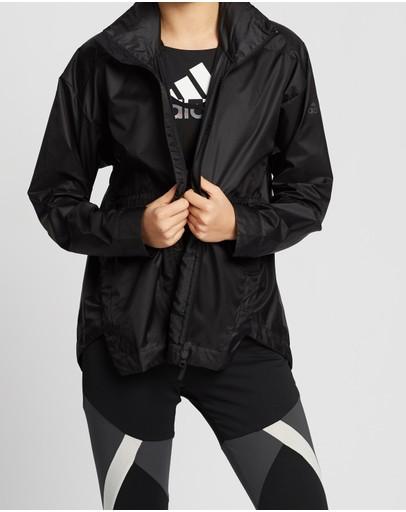 Adidas Performance Urban Wind.rdy Jacket - Women's Black