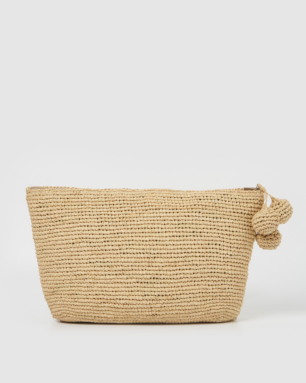 Arms Of Eve Tiana Woven Small Bag Light Natural Clutches Natural