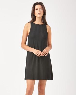 Huffer – Fleetwood Bay Dress Black