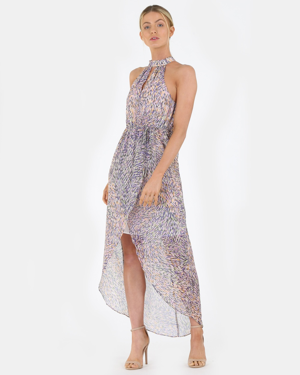 Socialight Multi Iris Glaze Dress