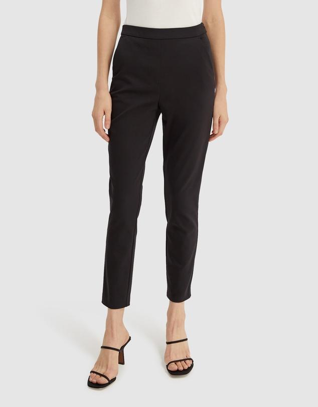 Women Tia Side Zip Pants