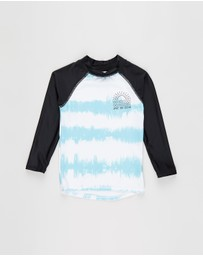 Cotton On Kids - Flynn Long Sleeve Rash Vest - Kids