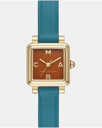 Marc Jacobs - VIC Blue Analogue Watch