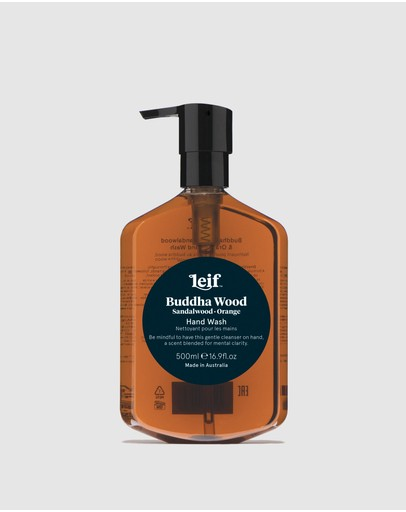 Leif Products - Buddha Wood Hand Wash 500ml