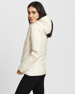 adidas Originals Slim Jacket - Coats & Jackets (Stone)