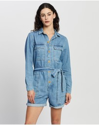 Outland Denim - Lori Playsuit