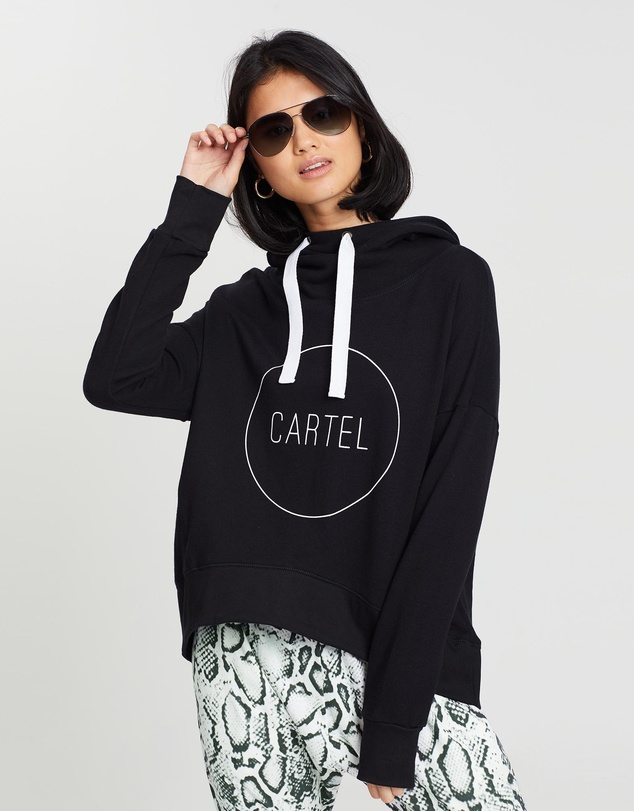 eb96c9d7 York Hooded Jumper by Cartel & Willow Online | THE ICONIC | Australia