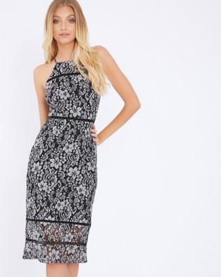 Calli – Aleyna Dress Multi