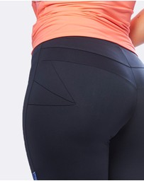 Curvy Chic Sports - Active Bike Shorts