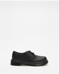 Dr Martens - Junior 1461 Mono - Kids-Teens