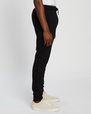 AERE Organic Cotton Joggers - Sweatpants (Black)