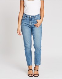 Nobody Denim - Petite - Kennedy Slim Jeans