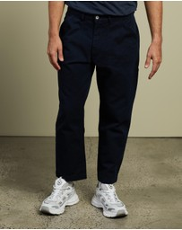 Albam - Utility Slim Fit Work Trousers