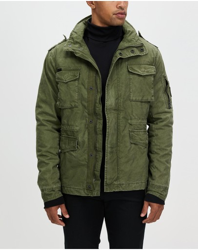 Superdry - Classic Rookie Jacket