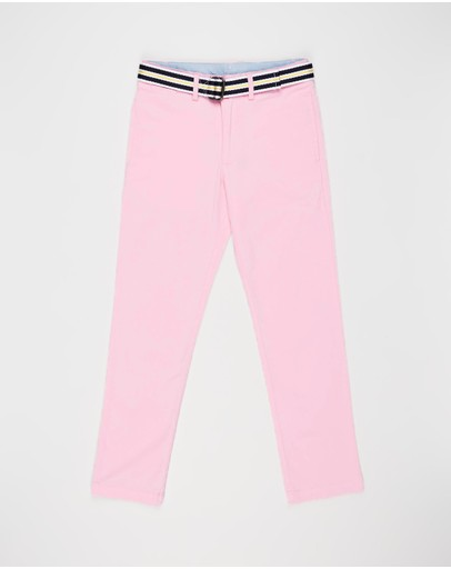 Polo Ralph Lauren - Stretch Chino Pants - Teens