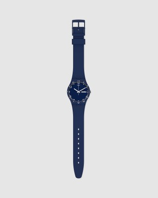 Swatch OVER BLUE - Watches (Blue)