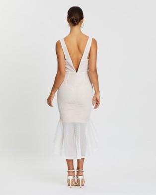 Loreta Florence Dress - Dresses (White)