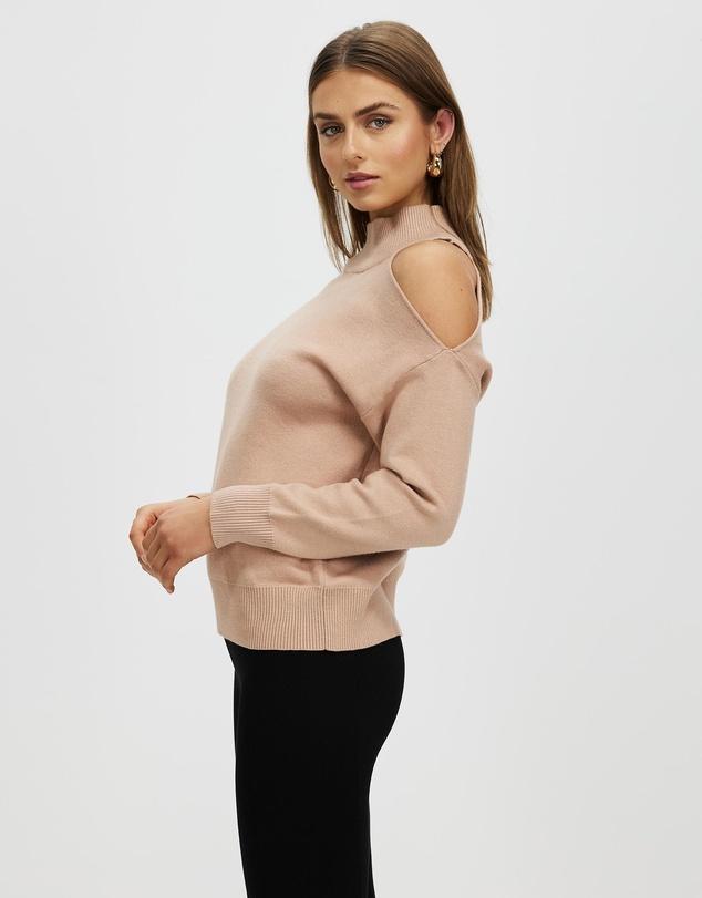 Women Lupine Knit Top