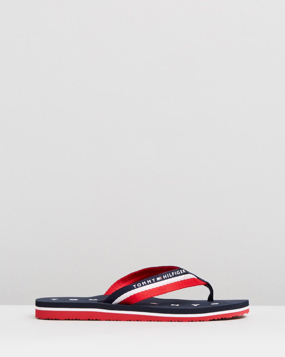 c475b90e03a4 Tommy Loves NY Beach Sandals by Tommy Hilfiger Online