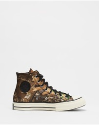 Converse - Chuck Taylor All Star 70 Realtree Edge Camo Print Utility High Top - Unisex