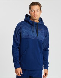 Nike - Therma Fleece Pullover Training Hoodie -  Men's
