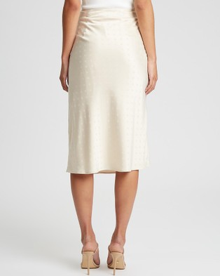 BWLDR Maya Skirt - Skirts (Beige)