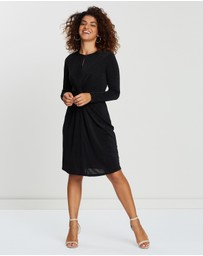 Wallis Petite - Slinky Twist Dress