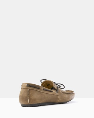 Croft - Perry Casual Shoes (Tan)