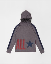 Converse - Jersey All Star Pullover - Teen