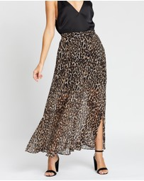 Banana Republic Petite - Maxi Skirt with Side Slits