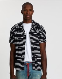 Scotch & Soda - Short Sleeve Shirt With Print