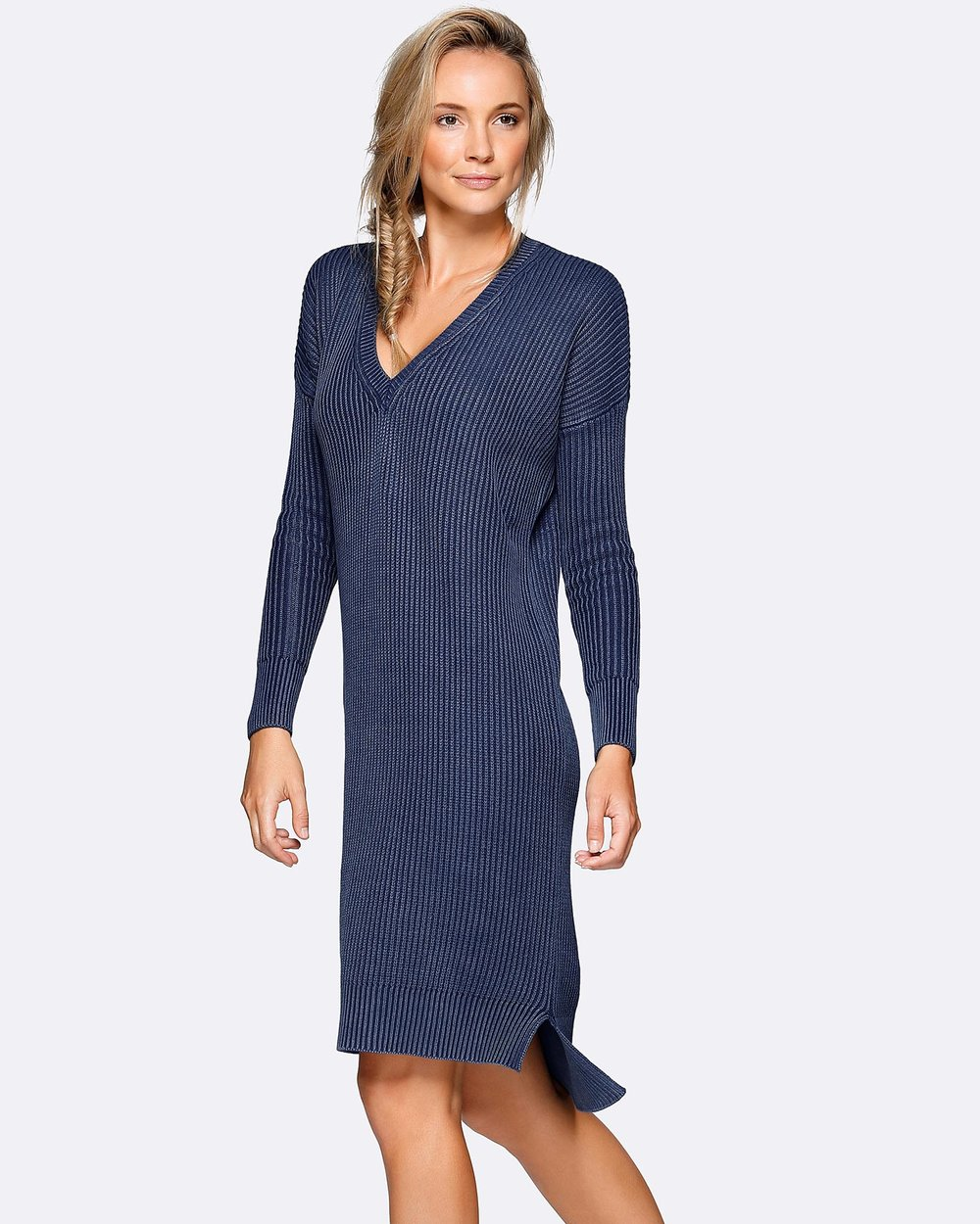 9d6864008fabd Post Practice Knit Dress by Lorna Jane Online