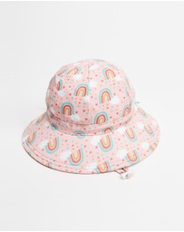 Acorn Kids - Rainbow Swim Hat - Kids