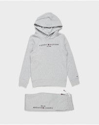 Tommy Hilfiger - Essential Hooded Set - Teens