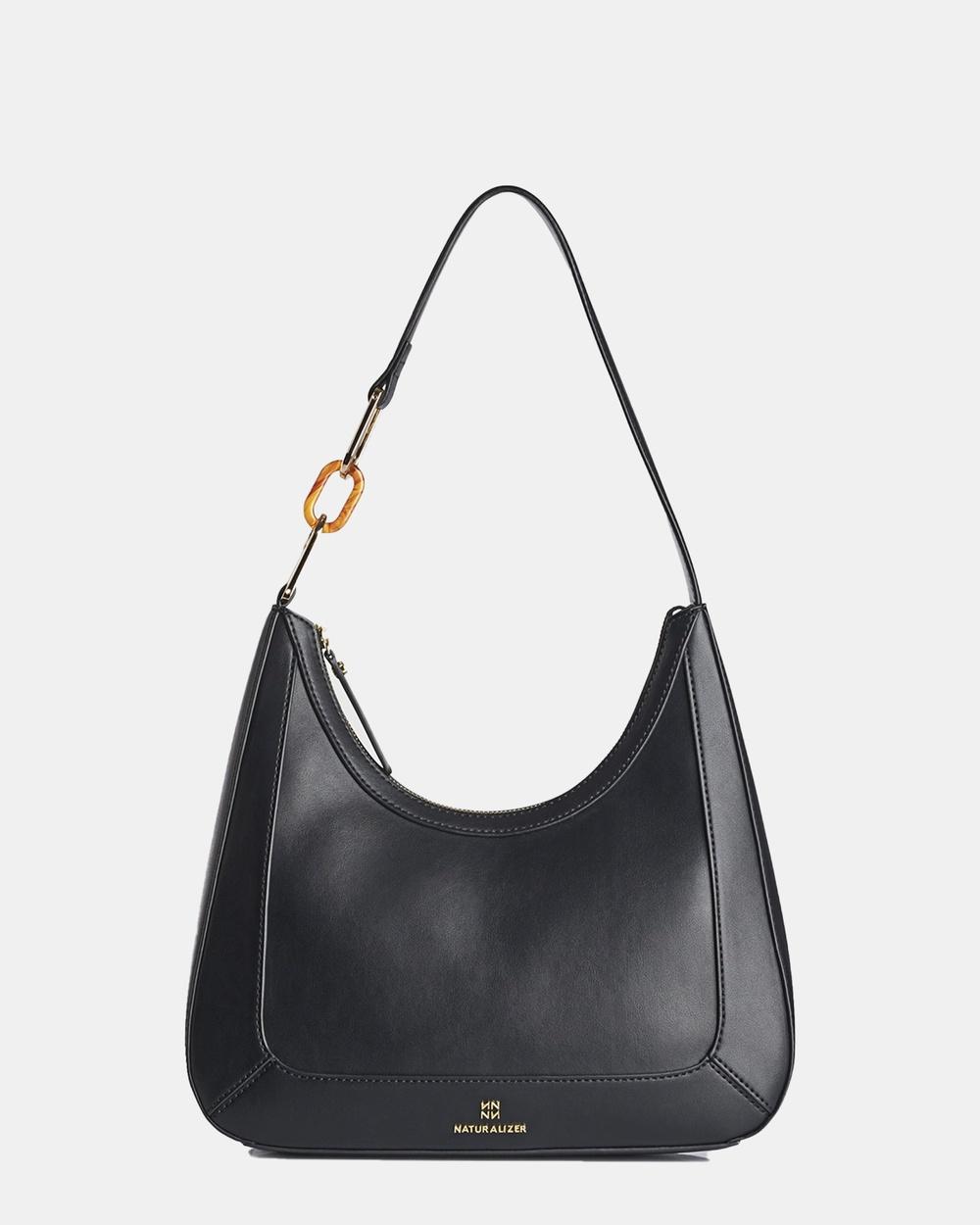 Naturalizer Reese Shoulder Bag Handbags Black Handbags Australia