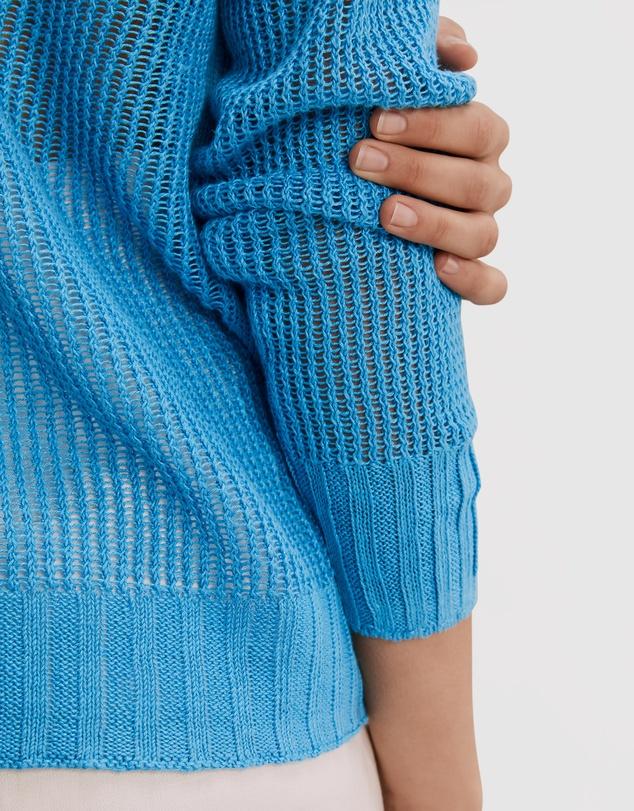 Women Lightweight V-neck Sweater