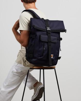Carhartt Philis Backpack - Backpacks (Dark Navy)
