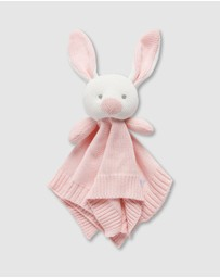 Purebaby - Rabbit Comforter in Gift Box
