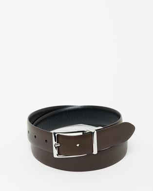 male Leather Belts